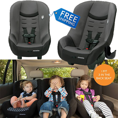 Cosco Convertible Car Seat Infant Baby Toddler Adjustable Saftey Harness Travel