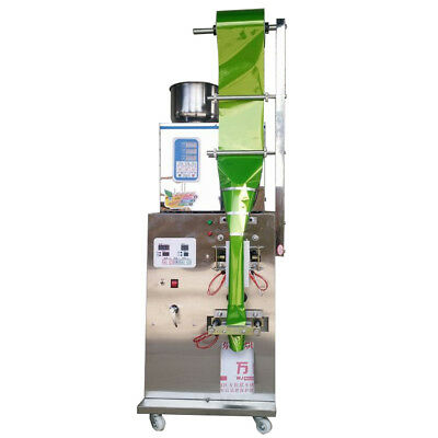 200g automatic powder filling machine with sealing function,1 free roll bag