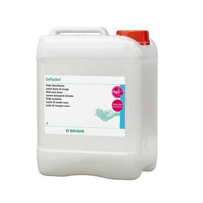 Waschlotion Reinigungslotion Hautreinigung Softaskin® sensitiv pH-neutral 5L