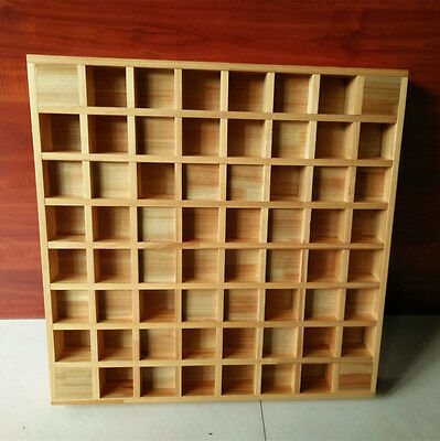 2 Units Soundproof Acoustic Diffuser Efficient Sound Diffuser Panel Solid Wood