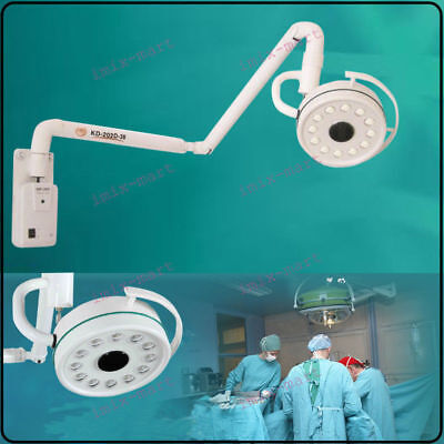 Wall Hanging 36 W LED Surgical Medical Dental Exam Light Shadowless Lamp Light