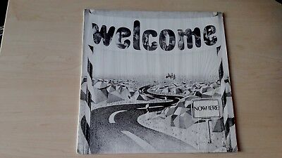 Welcome  – Now Here lp