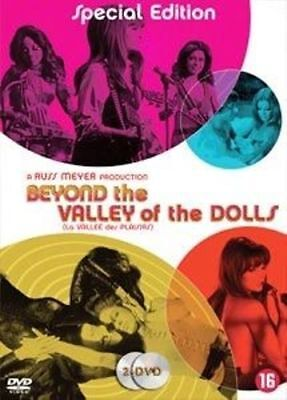 LA VALLEE DES PLAISIRS (Beyond the valley of the dolls) // DVD neuf