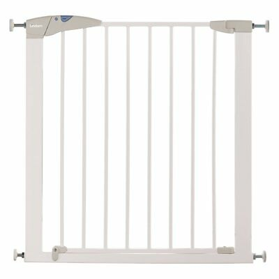 Lindam Sure Shut Axis Pressure Fit Safety Gate 76 - 82 cm (white) X-Display