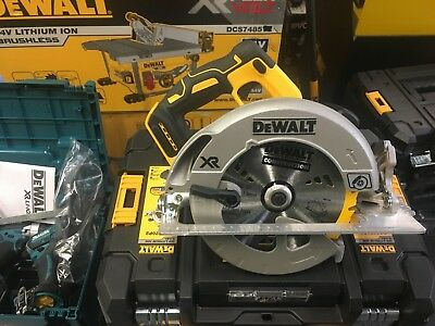 Dewalt DCS570N Circular Saw Body + Case