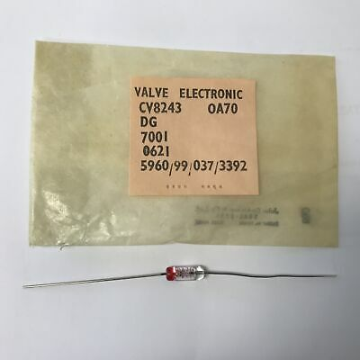 OA70 MULLARD GOLD BONDED GERMANIUM DIODE x1PC