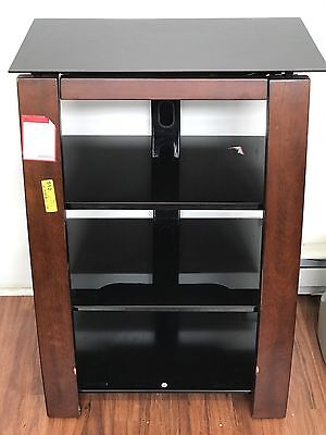 Whalen Furniture Audio Tower Cherry Bbat27tc Local Pickup
