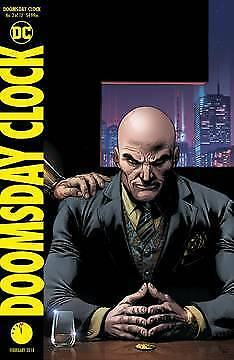 Doomsday Clock #2 (Of 12) Var Ed (27/12/2017)