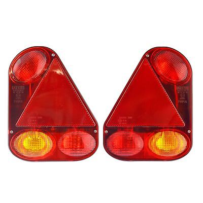 Trailer Lights Radex Right & Left for Ifor Williams, Indespension Lamp TR221_20