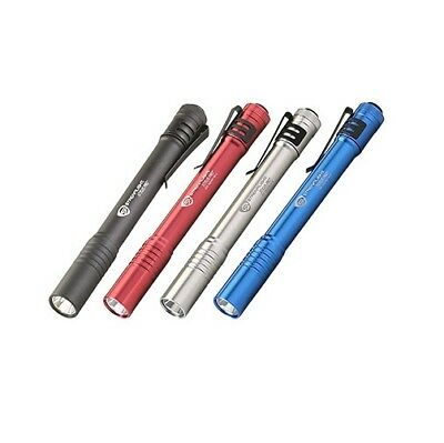 Streamlight Stylus Pro Penlight High-Intensity LED Flashlight AAA Batteries