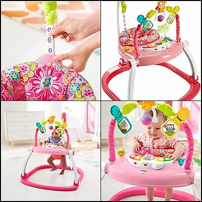 Fisher-Price Activity Jumper Baby Toddler Jumperoo Bounce Toy Exercise Gift