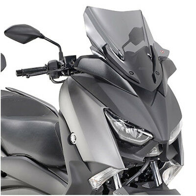 Specific Low Windscreen Windshield Smoked Yamaha Xmax X-Max 300 2017 Givi D2136S