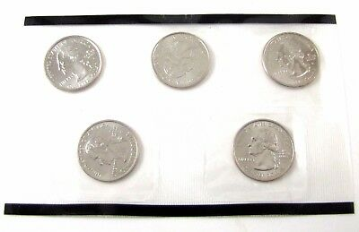2000 United States Uncirculated Coin Set Philadelphia and Denver Mints