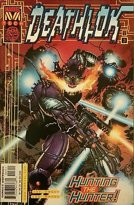 Deathlok #3 Marvel Comics (Free UK Post)