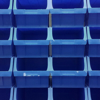 Barton Lin Bins (Industrial / Warehouse - Stackable Plastic Storage Container)