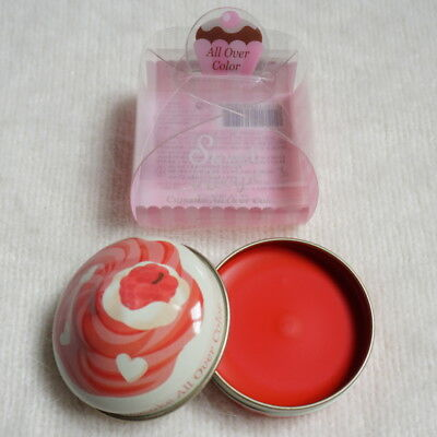 3 Etude House Sweet Recipe Cupcake All Over Color New In Box!!!