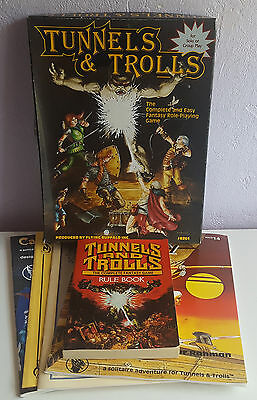 Tunnels & Trolls Fantasy Role Playing Game, #6201.