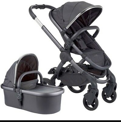 I Candy Peach Designer Collection Dusk Edition With Matching Carrycot Free Post