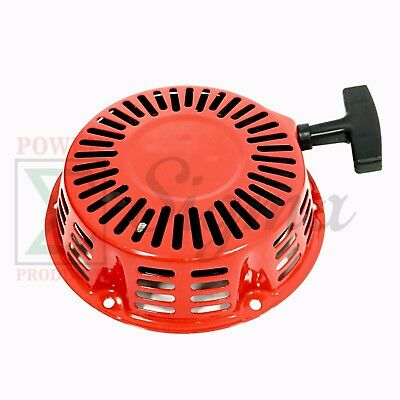 New Red Starter Recoil Cover Assembly For Honda GX240 GX270 8HP 9HP