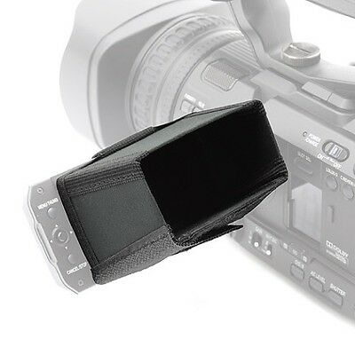 New LCDHD21 Sun Shade Protector designed for JVC GY-HM200E.