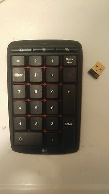 ceb7359702e LOGITECH WIRELESS NUMBER Pad N305 - With Unifying Receiver - $95.00 ...