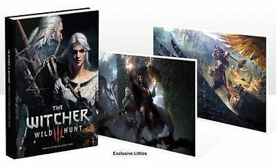 Witcher 3 Wild Hunt Complete Edition Collector's Guide: Prima Collector Edition