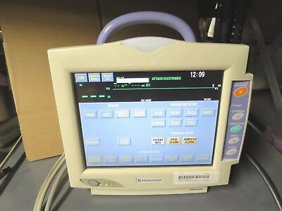 Nihon Kohden BSM - 2354A Vital Signs Monitor w/ Network Card Power Cord Included