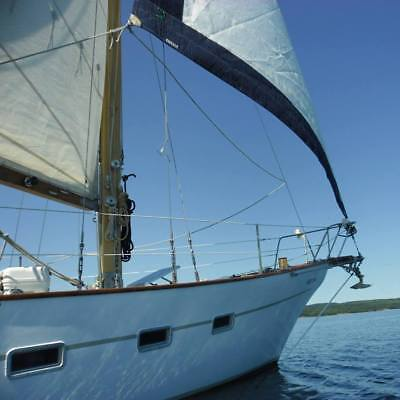 37' Endurance Ketch Blue Water Liveaboard