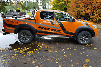 Toyota Hilux body Decal sticker Both sides   100cm long