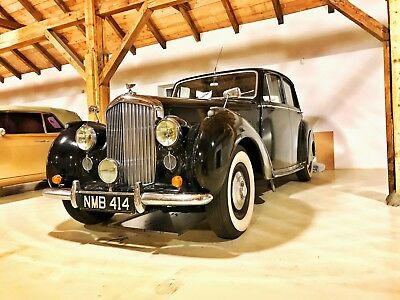 Bentley Mark VI Oldtimer / Classic Car