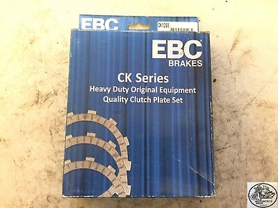 Heavy Duty Ebc Clutch Plate Set Nos Ck1293