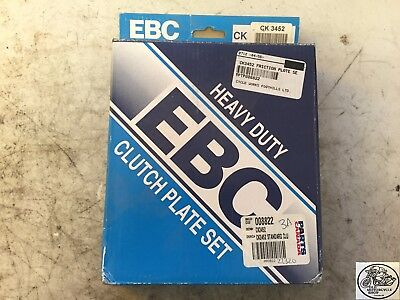 Heavy Duty Kimpex Ebc Clutch Plate Set Nos Ck3452