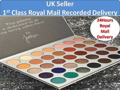 PRO Morphe X Jaclyn Hill Eyeshadow Palette UK Seller 1St Class Delivery