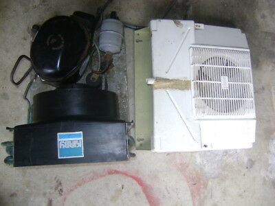 Kirby Commercial Freezer Compressor And Blower Unit