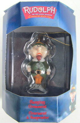 * CHIEF ELF  * Ornament Rudolph Island of Misfit Toys Enesco Mint  in Box