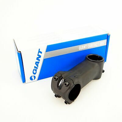 "GIANT Contact OD2 +- 8deg Stem 60,70,80,90,100,110,120mm  1-1/4"" & 1-1/8"" spacer"