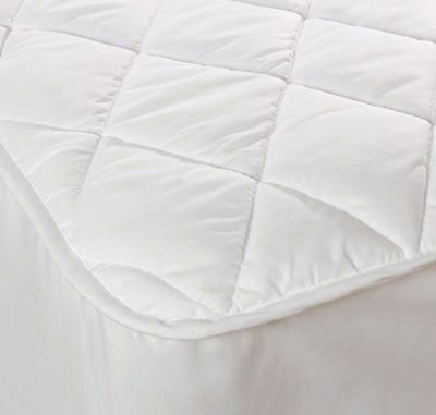 Job Lot Wholesale 75X Hotel Luxury Quilted Mattress Protector All Sizes S,D,K,SK