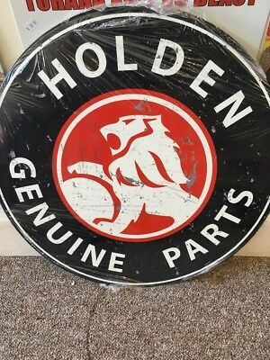 Holden Parts Repro Round Signl
