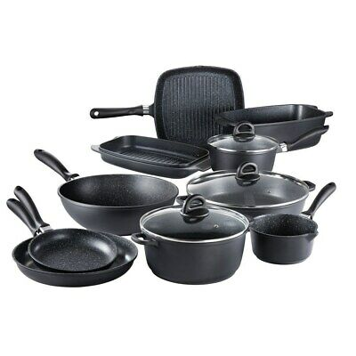 New Baccarat Stone Cookware Set 10 Piece