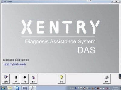 MB Diagnose Software | Mercedes Diagnose Xentry Software
