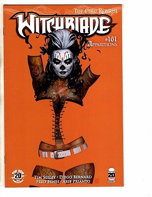 Witchblade # 161 NM 1st Print Image Comic Book Apparitions Tim Seeley MK1