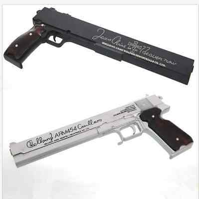 2PCS 1:1 Hellsing Ultimate Alucard Guns Cosplay Props Resin Collection Party