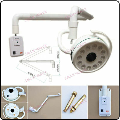 36 W LED Surgical Medical Dental Wall Hanging Exam Light Shadowless Lamp Light