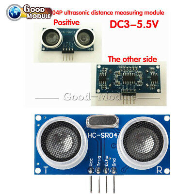 HC-SR04 HC-SR04P Ultrasonic Module Distance Measuring Sonar Sensor for Arduino G