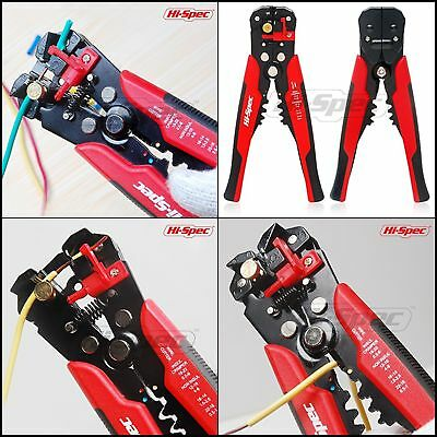 Wire And Cable Stripper Cutter Tool Ultimate Self Adjusting Stripping Hand Tools