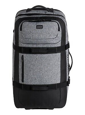 Mens Quiksilver Reach 100L Holdall - Light Grey