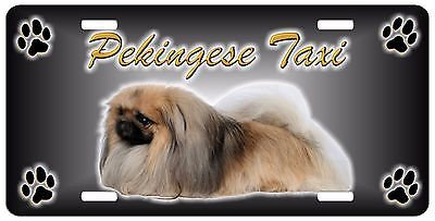 Pekingese 1 Taxi Line License (SPECIAL LOW CLEARANCE PRICE)