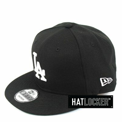 New Era - LA Dodgers Black Mix Snapback