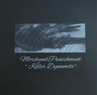 "MORIBUND PUNISHMENT ""Killer Dynamite""  7"" crossed out,despise you,spazz,yacöpsae"