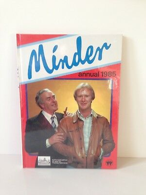 Brand new factory wrapped Minder Annual 1985, Book